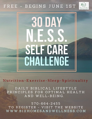 OFFICIAL NESS SELF CARE CHALLENGE AD